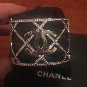 CHANEL Jewelry - CHANEL Crystal Bracelet
